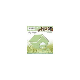 Die - Amy Design - Animal Medley - Dog house