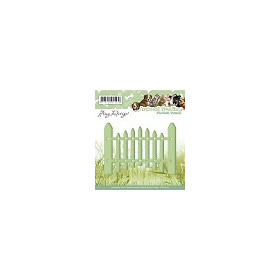 Die - Amy Design - Animal Medley - Picket Fence
