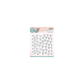 Embossing Folder -Die - Yvonne Creations - Smiles, Hugs and Kiss