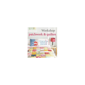 1 ST (1 ST) Boek Workshop patchwork & quilten Trench