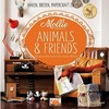 1 ST (1 ST) Boek Mollie Makes Animals & friends Mollie makes team