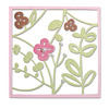 Sizzix Thinlits Die - Spring Garden #3 660434 Craft Asylum ( 7-15 )