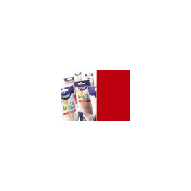 1 TB (1 TB) Dacta color - plakkaatverf donkerrood 250 ML