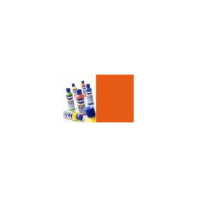 1 FL (1 FL) Top-deco - acrylverf oranje 80 ML