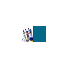 1 FL (1 FL) Top-deco - acrylverf carribean blauw 80 ML