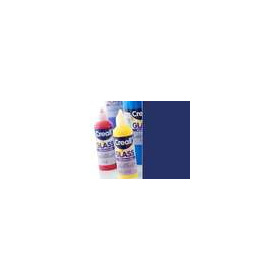 1 FL (1 FL) Glass - glasstickerverf marineblauw 80 ML