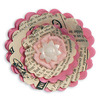 Sizzix Bigz Die - Flower, 3-D Wrapped 657116 Eileen Hull ( 1-15 )