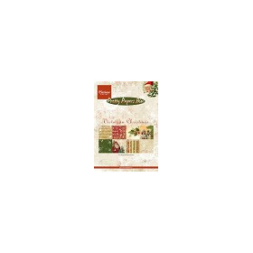 Marianne Design - Paperpack - Pretty Papers - Victorian Christmas