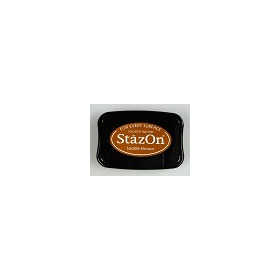 Stazon Ink pad saddle brown