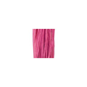 1 PK (25 GR) nature raffia rose rose