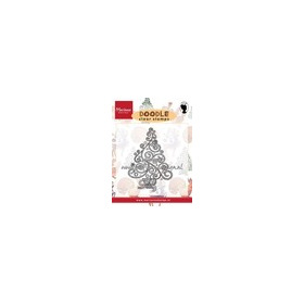 Marianne D Stempel Christmas tree EWS2212 (New 10-15)