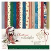 Decoupage Card Kit - Wellington Christmas - Rocking Horse