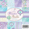Wild Rose Studio's 6x6 Paper Pack Winter Bauble a 36 VL PP046