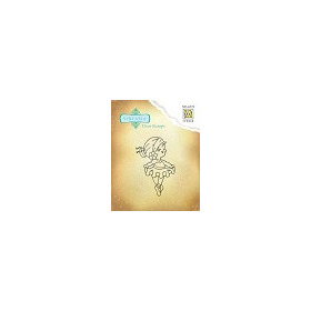 Nellies Choice Clearstempel - Vintasia Cute Embition VINS002