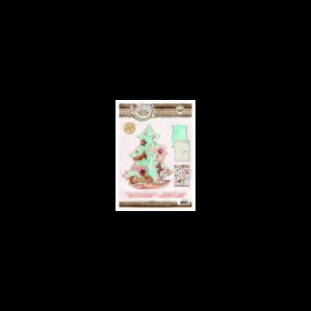 Studio Light MDF Set Sweet Winter Season Christmas tree MDFSWS37 (new 11-15)