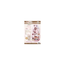 Studio Light MDF Set Winter Memories lantern MDFWM40 (new 11-15)
