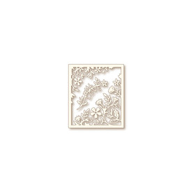 Wild Rose Studio's Specialty die - Flower frame SD066 (new 12-2015)
