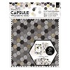 6 x 6 Cards & Envelopes (12pk) - Capsule -  Geometric Mono