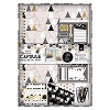 Scrap Book Set - Capsule -  Geometric Mono