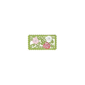 Sizzix Thinlits Die - Rose Vines 660747 Sharyn Sowell (02-16 )