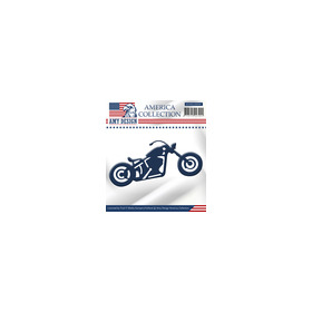 Die - Amy Design - America Collection - Bike