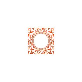 Marianne D Embossing folder Anja`s circle DF3425 (New 04-16)