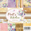 Wild Rose Studio's 6x6 Paper Pack Poet's Kitchen a 36 VL PP049