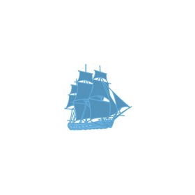 Marianne D Creatable Tiny`s tall ship LR0416 (New 05-16)