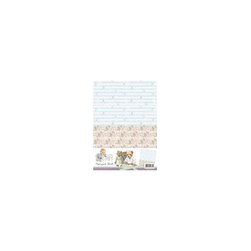 Amy Design - Baby Collection - Background sheets 2