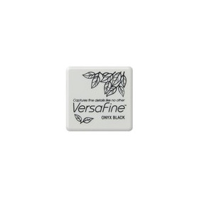 Versafine ink pads small Onyx Black