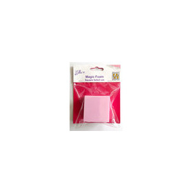 Magic Foam square shape 5x5x3cm