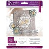 Crafter`s Companion Die`sire `Create a Card` Cut In Collection - Ornate Snowflake