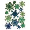 Sizzix Thinlits Die Set - Paper snowflakes mini 14PK 661599 Tim Holtz (09-16)