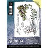 Sheena Douglass Perfect Partners Scenic Winter A5 Stamp - A Glad New Year Stamp
