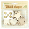 Wood shapes Tag shapes