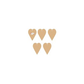 Dutch Doobadoo Dutch MDF art - mini album hart 460.440.351 (11-16)