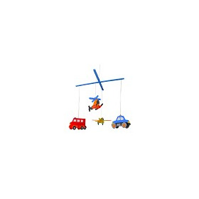 3D puzzle - Helikopter & vliegtuig