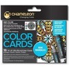 Chameleon Color Card -mini mandala`s