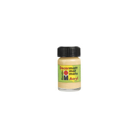 Decormatt acryl 15 ml - Mokka