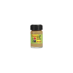 Decormatt acryl 15 ml - Zand