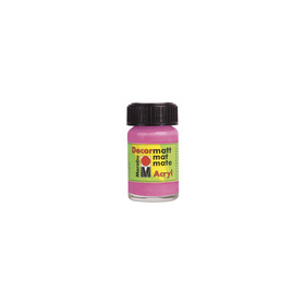 Decormatt acryl 15 ml - Roze
