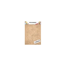 Dutch Doobadoo Dutch Cardboard Art mutsen en handschoenen A5 472.309.009