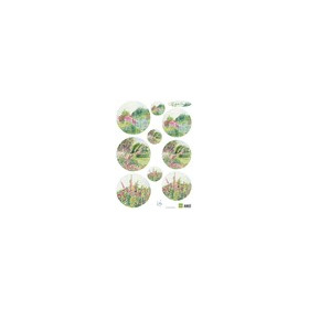 Marianne D 3D Knipvellen Tiny`s English garden - Roses IT592 A4 (01-17)