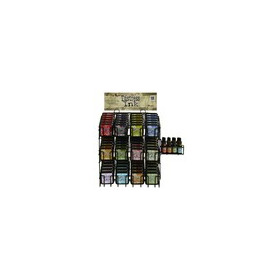 Ranger Distress Display 3 (72pcs & 12pcs) TIM27362 Tim Holtz