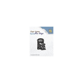 Clear stamps men things Camera