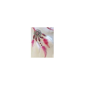 Hobby & Crafting Fun - Dream Catcher - Pink