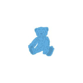 Marianne D Creatable Tiny`s teddy beer LR0465 9,5x13,0cm (05-17)