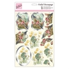 Foiled Decoupage - Spring Birds