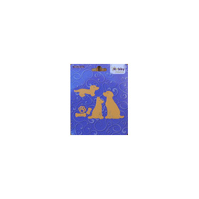 Hobby solutions Die Cut  dogs