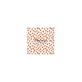 Marianne D Embossing folder Trendy hartjes DF3438 (08-17)